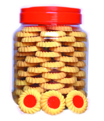 Jelly Tart Cookies